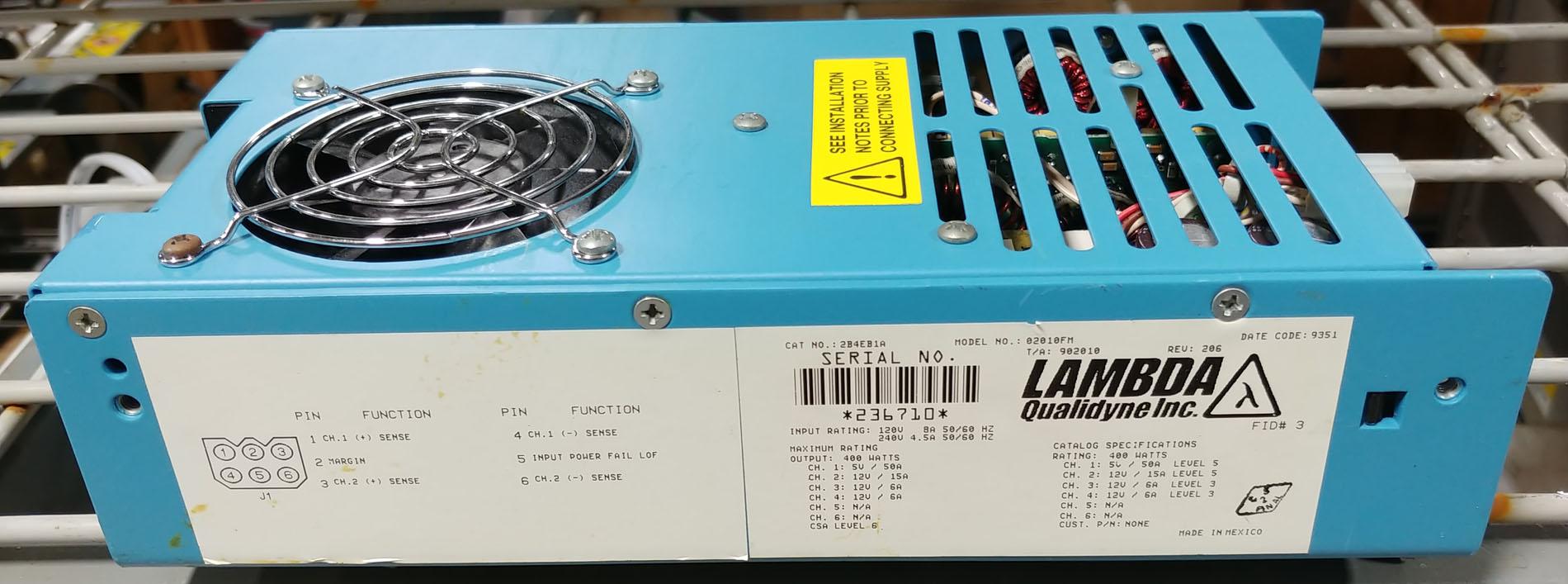 2B4EB1A LAMBDA : Spare Parts : XL-T